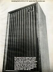 EMI-55 loudspeakers 1968 (Nesster) Tags: vintage stereo hifi magazine print ad advert advertisement october 1968 hifistereoreview speakers emi