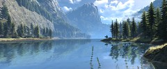 ''Into the Wild'' (HodgeDogs) Tags: trees nature water redengine larahjohnson inexplore explore photography cdprojektred witcher3 openworld