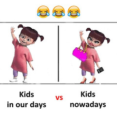 Kids nowadays (gagbee18) Tags: aww babies children fashion funny funnymemes kids memes