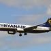 Ryanair EI-FIS Boeing 737-8AS Winglets cn/44704-5562 @ EDDF / FRA 30-04-2018