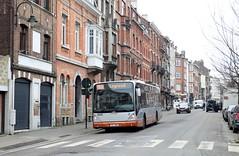 9692 T93 (brossel 8260) Tags: belgique bruxelles stib bus