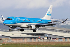 PH-EXU_03 (GH@BHD) Tags: phexu embraer erj erj175 erj175200std klmcityhopper belfastcityairport kl klm bhd egac regionaljet aircraft