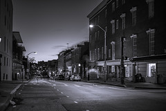 (slimjim340) Tags: 2020 25mmlens baltimore charlesstreet february8 fujixh1 night