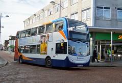 19090 MX56FUM (PD3.) Tags: bus buses hampshire hants england uk portsmouth stagecoach adl enviro 400 dennis 19090 mx56fum mxx56 fum waterlooville