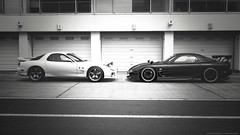 Gran Turismo Sport: Yin and Yang (Andy Voong) Tags: mazda rx7 gran turismo sport yin yang
