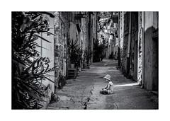 L'ennui ! (bertranddorel) Tags: architecture bw blackandwhite bnw bn biancoenero blancoynegro blancetnoir batiment contrast city ciutad day d750 doisneau europe enfant france fille graphisme graphique grey geometrique girl human humain holidays house hold jeune jeunefille kid light lumière life lignes mono monochrome monocromo maison mur noiretblanc nikon nb nikkor noir ngc nero negro ombre old people personne pavés rue ruelle street streetphoto silhouette shadows soleil seul solitude ennui town urban urbain urbano ville vie young younggirl waiting