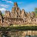2019 - Cambodia - Siem Reap - Bayon Temple - 4