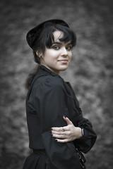 Isabelle (fransvansteijn) Tags: rood bestportraitsaoi