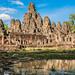 2019 - Cambodia - Siem Reap - Bayon Temple - 19