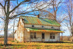 Abandoned Home - Lawrenceburg, Tennessee (J.L. Ramsaur Photography) Tags: jlrphotography nikond7200 nikon d7200 photography lawrencetn middletennessee lawrencecounty tennessee 2019 engineerswithcameras kofn photographyforgod thesouth southernphotography screamofthephotographer ibeauty jlramsaurphotography lawrenceburg tennesseephotographer lawrenceburgtennessee abandoned abandonedneglectedweatheredorrusty abandonedplacesandthings abandonedbuilding abandonedhouse abandonedhome tennesseehdr hdr worldhdr hdraddicted bracketed photomatix hdrphotomatix hdrvillage hdrworlds hdrimaging hdrrighthererightnow ruralsouth rural ruralamerica ruraltennessee ruralview oldbuildings structuresofthesouth smalltownamerica americana rust rusty weathered old wondersofoxidation rustystuff greenrust beautifuldecay fadingamerica it'saretroworldafterall oldandbeautiful vanishingamerica bluesky deepbluesky beautifulsky whiteclouds clouds sky skyabove allskyandclouds