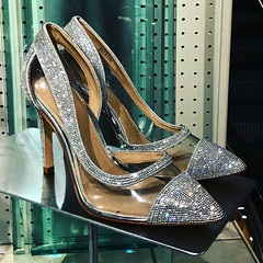 Silver Shoes (booboo_babies) Tags: dillards silver shoes fancy 2020 highheels