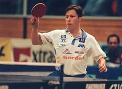 jowsm19961 (Svenska Bordtennisförbundet) Tags: 1996 sm waldnerjanove copyrightbildbyrån