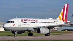D-AGWG (AnDyMHoLdEn) Tags: germanwings a319 lufthansagroup staralliance airport egcc manchester manchesterairport 23l
