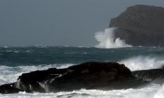 500_3291b (Andrew Wilson 70) Tags: cromwellpoint kerry ringofkerry wildatlanticway storm stormciara seastorm lighthouse sea seascape