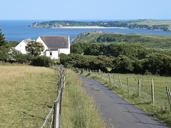 Photo of Caldey View from Penally - Pembrokeshire