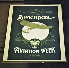 BLACKPOOL AVIATION WEEK 1909 (Donald Douglas) Tags: 1909 blackpool aviation week japan 2019 program air show uk