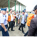 Autoridades visitam instalações em Anápolis que abrigarão repatriados