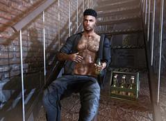 #N58 (dumeric_asp) Tags: catwa bento signature mesh avatar men man style fashion fashionnatic blankline kunst blog blogger
