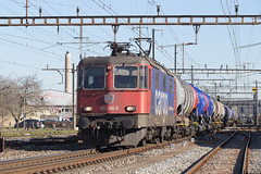 SBB Re 4/4 420 346 Pratteln (daveymills37886) Tags: sbb re 44 420 346 pratteln baureihe cargo 11346