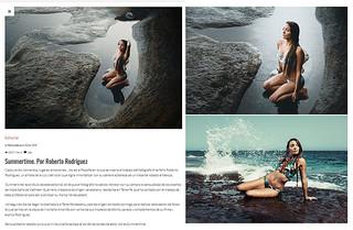 Publicación en Atelier Magazine - www.elateliermag.com