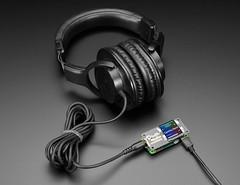 Pimoroni Pirate Audio: Headphone Amp for Raspberry Pi - PIM482 (adafruit) Tags: 4454 pimoroni raspberrypi pihat pihats headphones