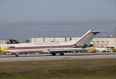N726CK Boeing 727-2MF Kalitta Charters (corkspotter / Paul Daly) Tags: ypsilantimi198020101004n750dh n726ck 7272m7f b722 21951 1680 kalitta charters ii llc 1980 n750dh n741rw a6hrr a6ema a7abc fll kfll ft lauderdale