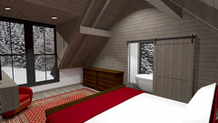 Ski Cabin Concept 17 (reillydesign) Tags: skihouse mountainhouse cabin interiordesign ski house mountain