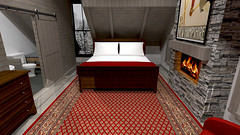 Ski Cabin Concept 18 (reillydesign) Tags: skihouse mountainhouse cabin interiordesign ski house mountain