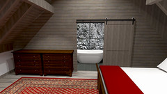 Ski Cabin Concept 16 (reillydesign) Tags: skihouse mountainhouse cabin interiordesign ski house mountain