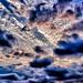 Adirondack Mountains - Whiteface Mountain - Lake Placid  -  New York  - HDR Sunset