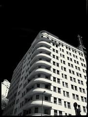 Belo Horizonte (meeeeeeeeeel) Tags: pretoebranco blackandwhite bw monochrome minasgerais belohorizonte ruadoscaetés downtown citycenter centrodacidade hipstamatic