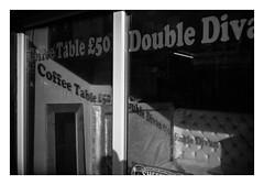 FILM - Coffee Table £50 Double Divan Single Divan (fishyfish_arcade) Tags: 35mm analogphotography bw blackwhite blackandwhite canonsureshotmax delta400 filmphotography filmisnotdead istillshootfilm monochrome analogcamera compactcamera film ilford mono streetphotography shadows