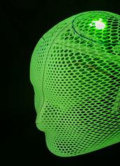 Zapping mask (ghost selfie) (OzzRod) Tags: pentax k1 zenitarm50mmf17 зенитарм head mask selfie radiation hospital laser dailyinfebruary2020
