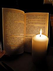 Libro y vela