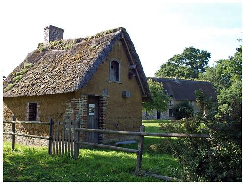 La maison des marais,Marchesieux.