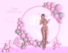 ♠ #44 (Gluehwuermchen Tornado) Tags: second life valentine lelutka bom maitreya cynful doux kinky