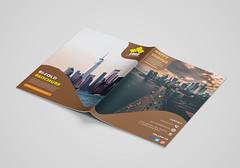 bi-fold brochure design (kawsar5729) Tags: brochure design flyer bifoldbrochure trifoldbrochure businessflyer corporatebrochure businesscarddesign