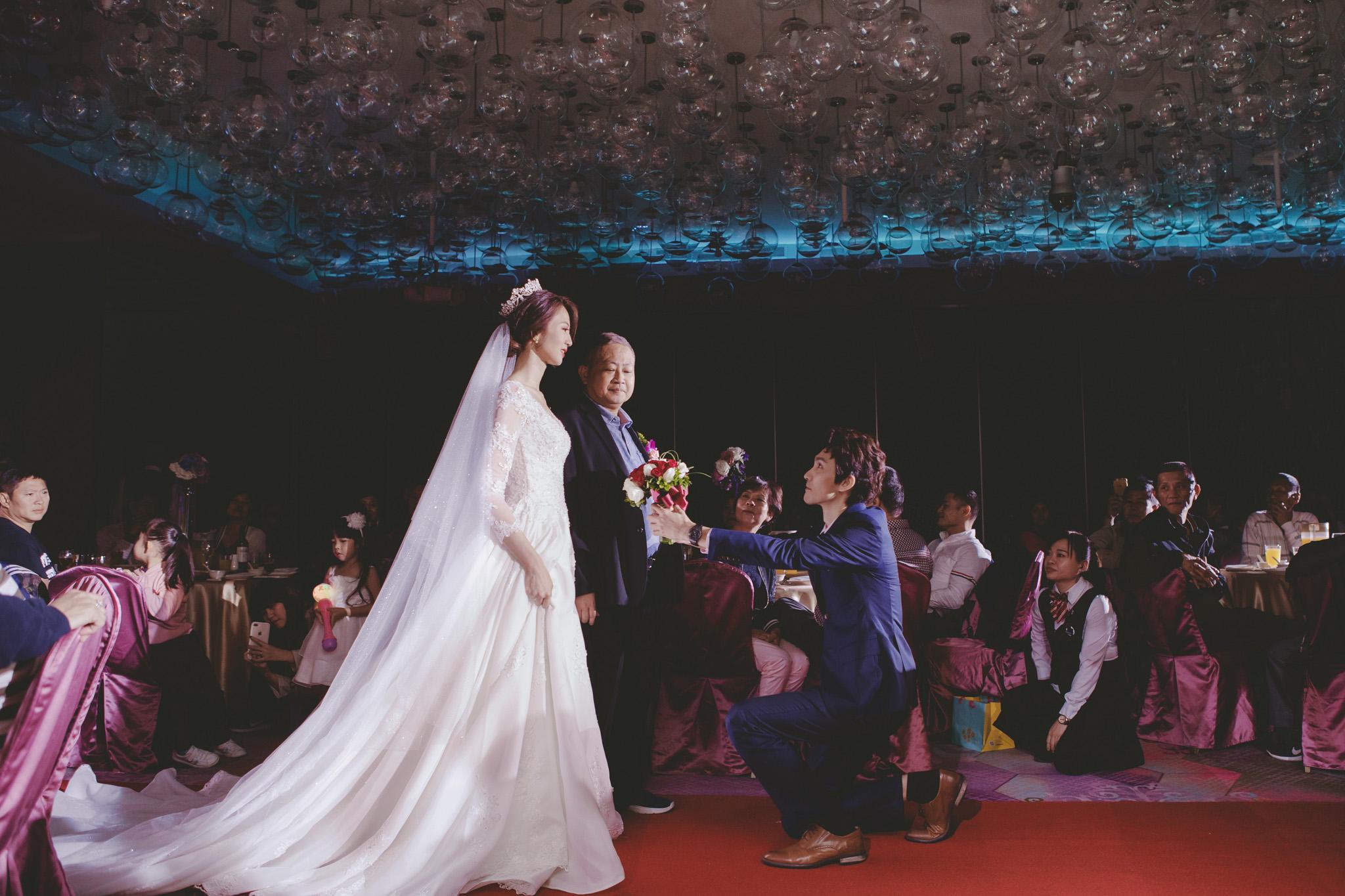 EW Easternwedding 婚攝 居米 婚宴 晶宴