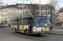 3162 145 (brossel 8260) Tags: belgique bus delijn brabant