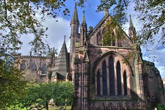 Chester Cathedral (Tony Worrall) Tags: welovethenorth nw northwest north dailyphoto photooftheday nice update place location uk england visit area attraction open stream tour country item greatbritain britain english british gb capture buy stock sell sale outside outdoors caught photo shoot shot picture captured ilobsterit instragram cheshire chester chestercathedral cathedral architecture building holy prey relic old historic abbey church nikond3200