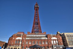 Blackpool Tower (Tony Worrall) Tags: welovethenorth nw northwest north dailyphoto photooftheday nice update place location uk england visit area attraction open stream tour country item greatbritain britain english british gb capture buy stock sell sale outside outdoors caught photo shoot shot picture captured ilobsterit instragram blackpool resort county town northern lancs lancashire fylde fyldecoast coastal architecture building blackpooltower tower icon tall nikond810