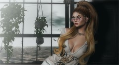 Into the Unknown (tarja.haven) Tags: blueberry besom simplebloom supernatural kinkyevent equal10 hair meshhair oversizedtop brows bombrows choker photography photo pixelart tarjahaven event avatare sl secondlife avatar fashion virtual