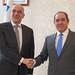 Συνάντηση ΥΠΕΞ Ν. Δένδια με ομόλογό του Αλγερίας Sabri Boukadoum