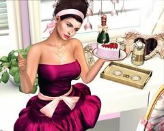♥ (♛Lolita♔Model-Blogger) Tags: lolitaparagorn lelutka lybra hillyhaalan dahlia blog blogger blogs beauty bodymesh bento