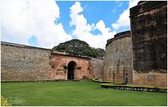 Remaining Heritage of Bangalore Fort (Ramalakshmi Rajan) Tags: nikon nikond750 nikkor24120mm bangalore bangalorefort lifeinindia india architecture indianarchitecture heritage
