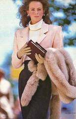 Vogue editorial shot by Paul Lange 1986 (barbiescanner) Tags: vintage retro fashion vintagefashion 80s 80sfashions 1980s 1980sfashions 1986 paullange vogue vintagevogue editorial laetitiafirmindidot