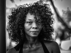 Lauderdale by the Sea (Sal Patalano) Tags: fujigfx50s fuji110mmf2 fujifilmgfx50s streetportrait salpatalano lauderdale blackandwhite blackwhite bw bokeh