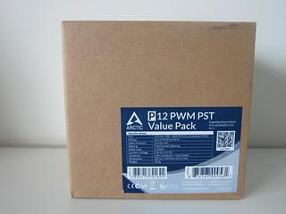 Arctic P12 PWM PST Fan