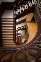 Staircase No. 54 (Sascha Gebhardt Photography) Tags: nikon nikkor d850 1424mm lightroom travel tour treppenhaus treppe photoshop reise roadtrip reisen staircase stairs steps fototour fx