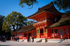 Usa shrine (taro_taro_imo) Tags: k2835 xe1 shrine usa oita japan